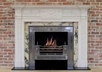 Robert Adam and his Influence on Antique Fireplaces Today