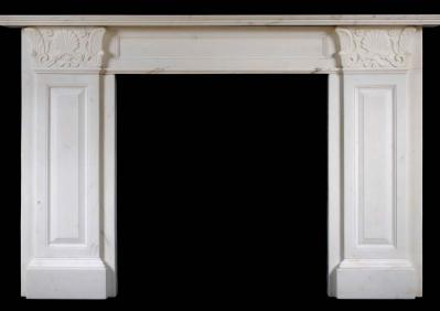 The Regency Period and its Elegant Neo-Classical Fireplaces
