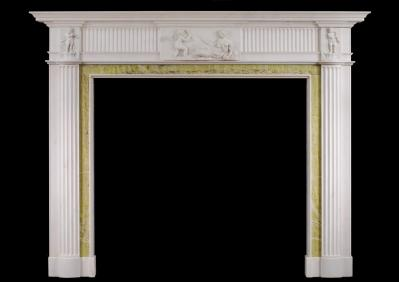 What's the right age of antique fireplace for your home?