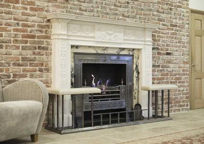 An Introduction to Antique Fireplaces