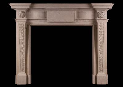 The Versatility of a Limestone Fireplace in your Interior Scheme