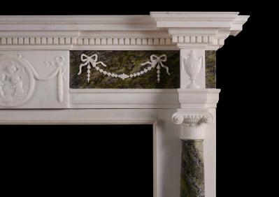 Marvellous marble fireplaces