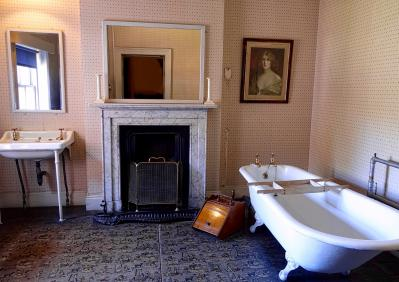 Fireplaces in the bathroom