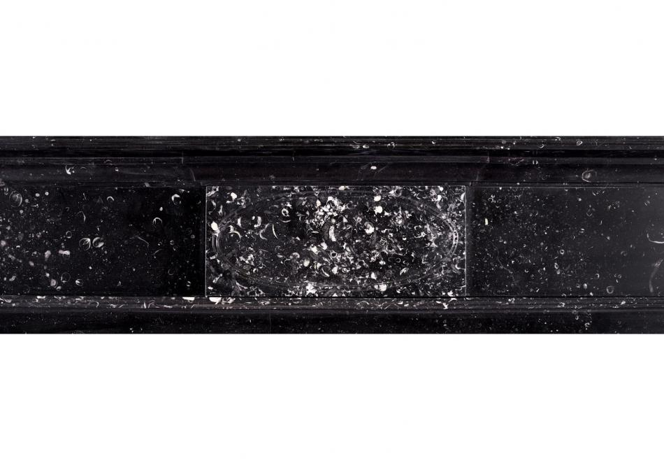 A Scottish Kilkenny Marble Chimneypiece