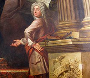 Sir James Thornhill, July 1675 - May 1734