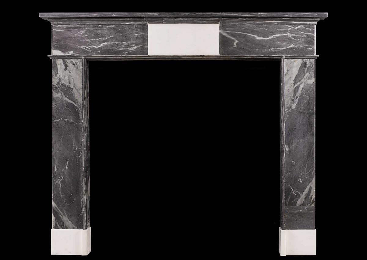 dark and handsome dramatic marble antique fireplaces antique