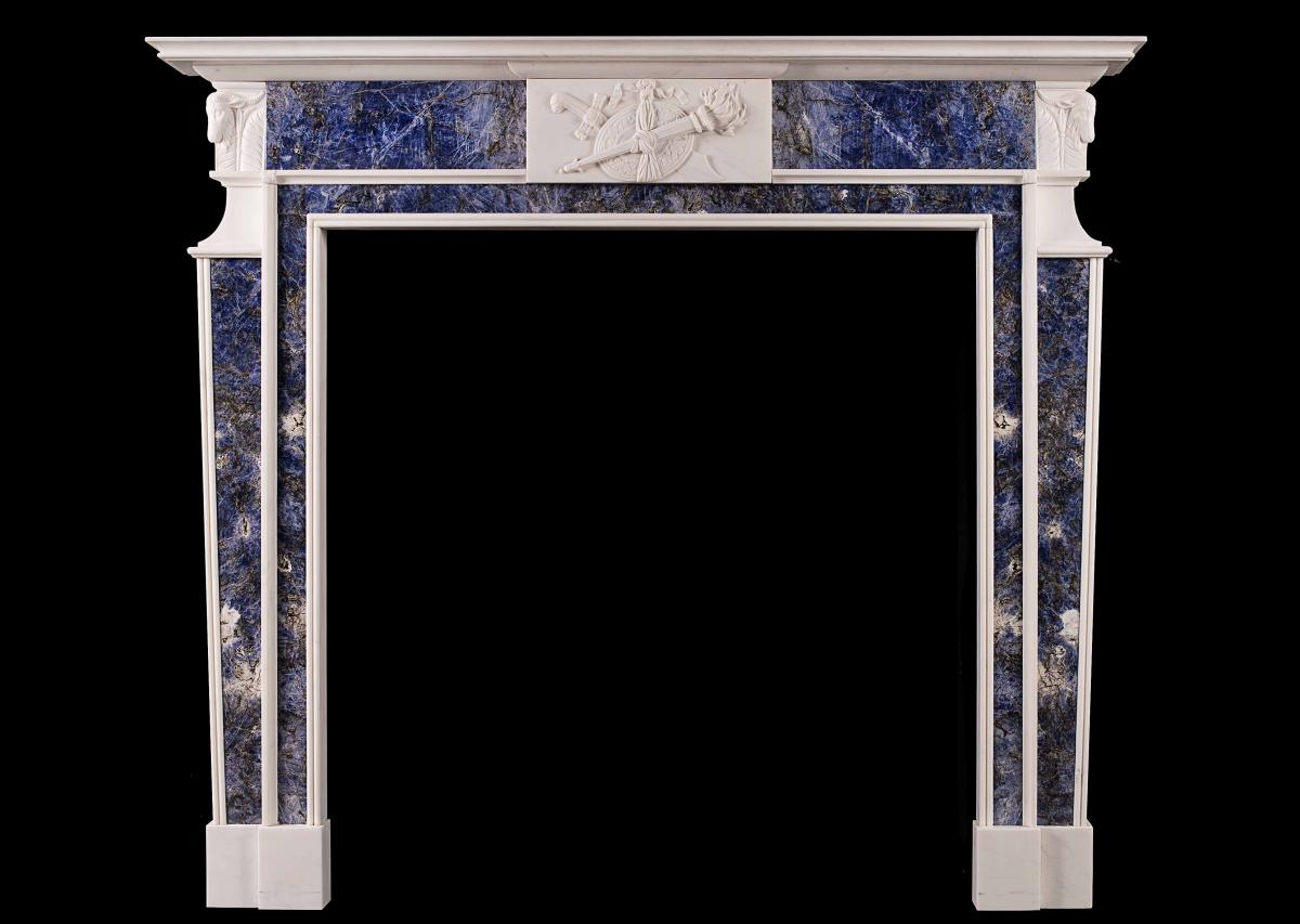 antique stone fireplace 3