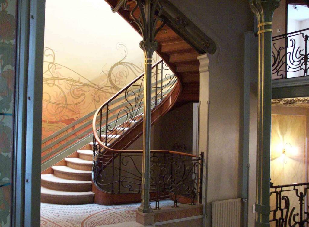 Tassel_House_stairway