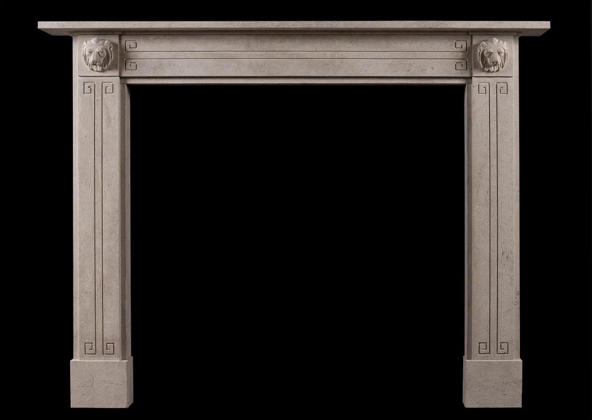 Reproduction Georgian Fireplaces Part - 35: Thornhill Galleries