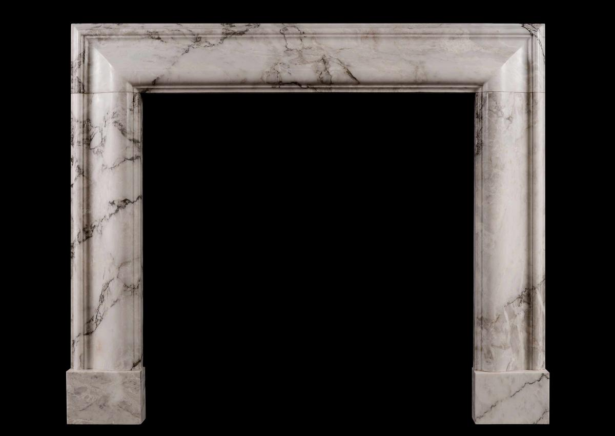 Antique marble fireplaces in the contemporary home - Antique ...