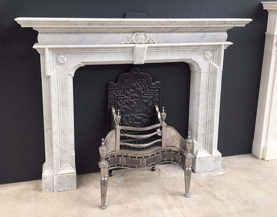 Mannerist Fireplace