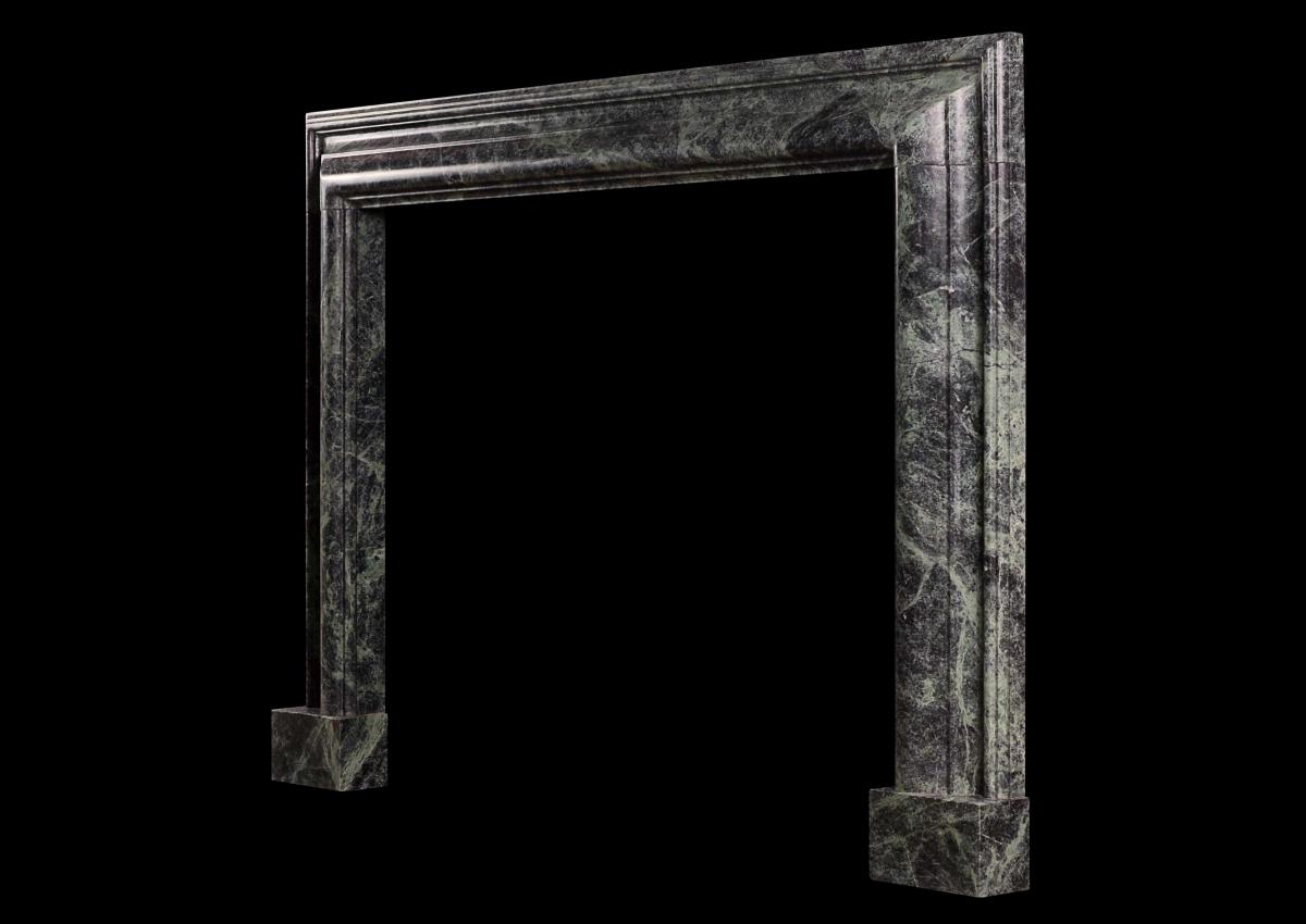 Dark and handsome dramatic marble antique fireplaces antique fireplaces and surrounds - Black and white fireplace ...