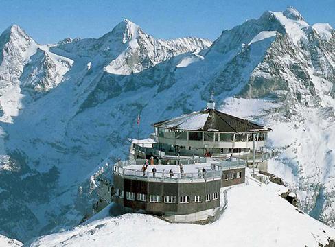 Schilthorn_Gipfelstation