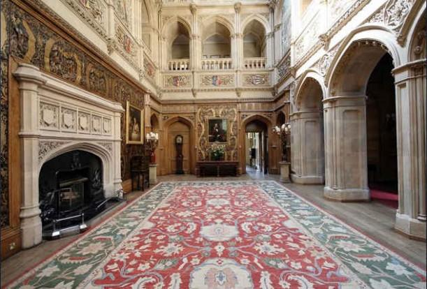 Highclere-Castle-hall-611x414