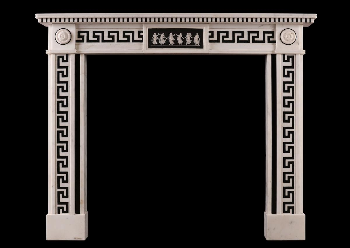 a piece of art inlays in antique fireplaces antique fireplaces